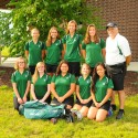 Varsity Girls Golf Team