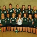 Freshman Volleyball Team