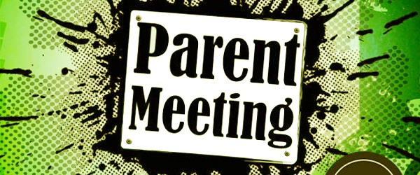 2016 Fall Athletic Parent Meeting