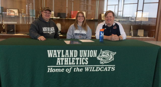 Bowling Standout Erin Porteous Signs with Midland University
