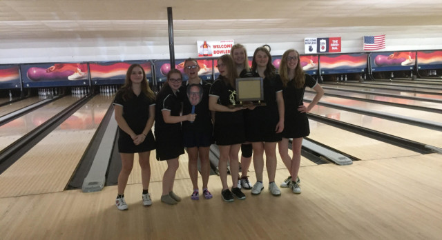 Congrats to the WU Girls Bowling Team – OK Gold Conference Champions!