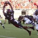 DJ Polite-Bray TTU #3 First TD as a college athlete