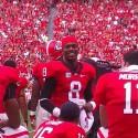 Black Tibbs #8 University of Georgia Go Dawgs!