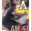 AlanMichael Harkness=Appalachian State University #44 AM41