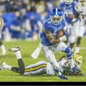 Demarco Robinson #9 University of Kentucky Able To Leap.....