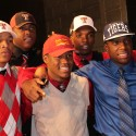Joshua Outlaw=Texas Tech University Hector Stanbeck=Jackson State University Donald Clark=Arizona Western