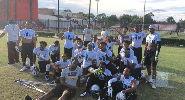 2016 CAM NEWTON 7ON7 TOURNAMENT SERIES