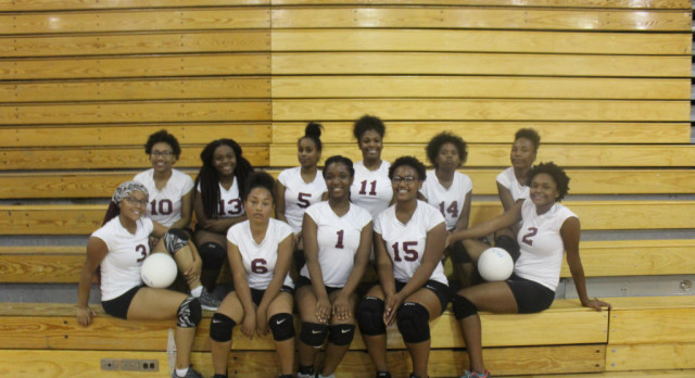 JV Volleyball Undefeated!