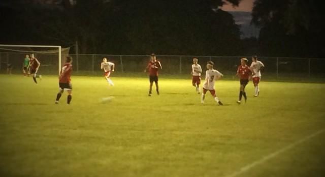 Herron Boys Soccer Falls to New Palestine