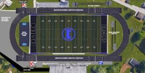Track Renovation Plan