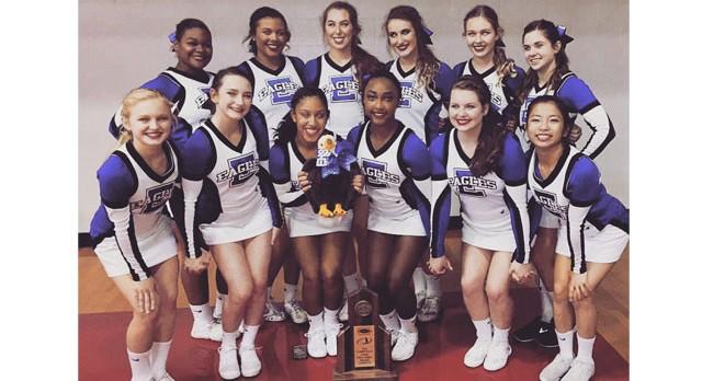 Eastern Cheer, regional champions!