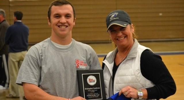 Kris Cambron Athlete of the Year!