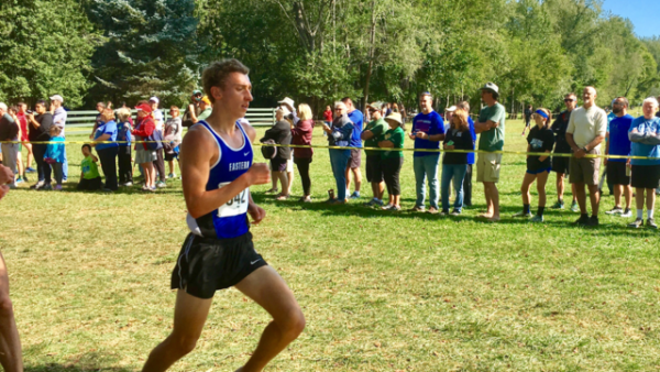 Sam Ackerman's 16:08 5k was good for 2nd at the Rumble Through the Jungle