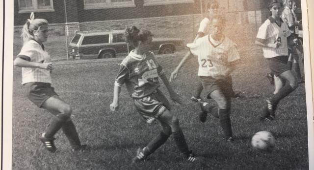 Eastern Soccer Legend: Kim Labelle