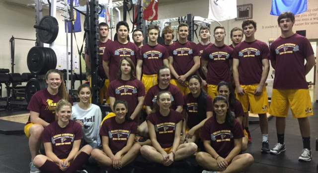 FALCON WARRIORS SUMMER STRENGTH & CONDITIONING CAMP!