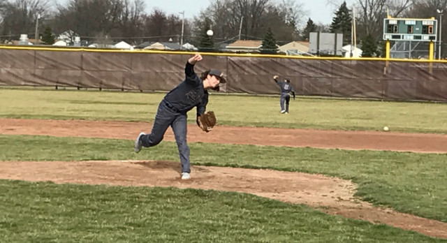Lewis Tosses No Hitter!!!
