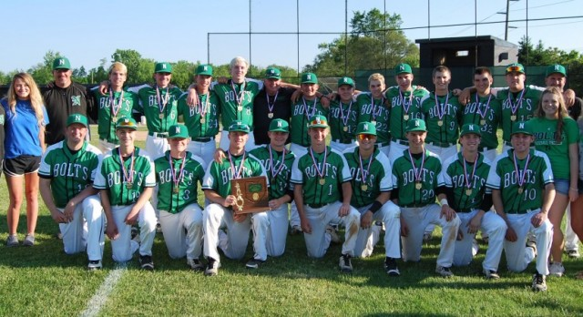 Baseball wins District Title