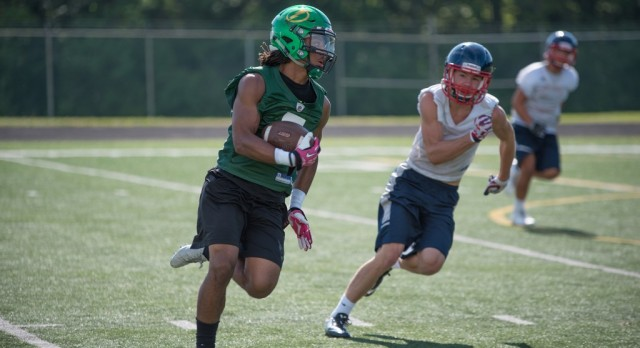 Thunderbolts 7 on 7 photographs
