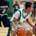 Boys Middle School Basketball vs Springfield's Roosevelt Gallery