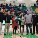 Senior Night for Boys Basketball 2-10-17