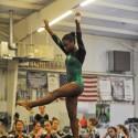 Varsity Gymnastics-Home meet 2017
