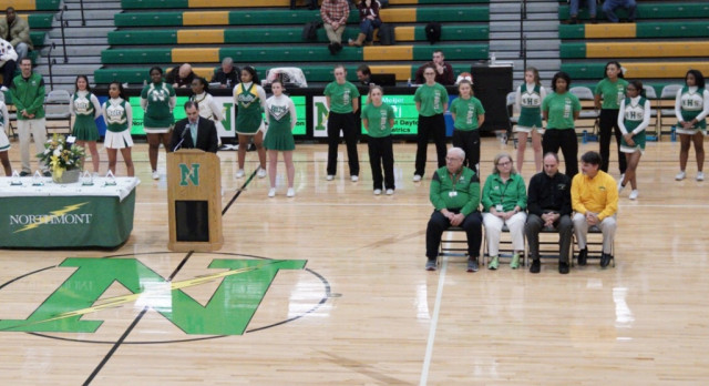 Northmont HONORS Paul, GB, George, Robin