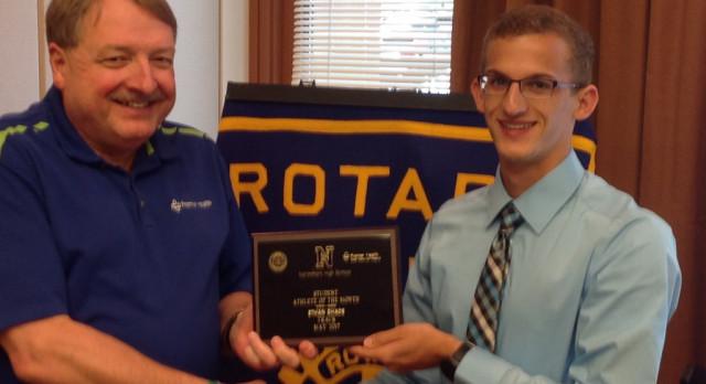 Rotary Athlete – Ethan Shade