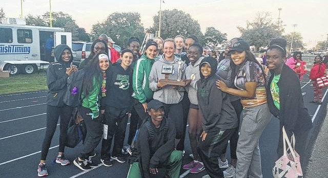 Northmont track records set at GWOC