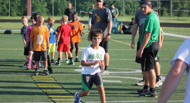 2017 Northmont Football Camp