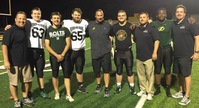 5 players represent Northmont in the MVFCA All-Star high school football game