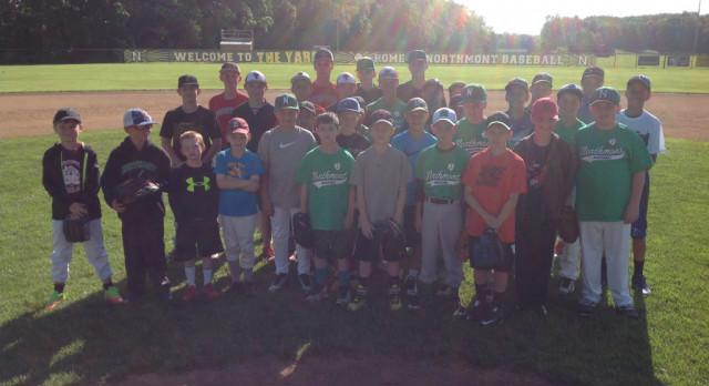 2017 Kids Baseball Camp