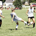 Girls Soccer – NMT Team 1:  Troy HS Pre-Season Invitational