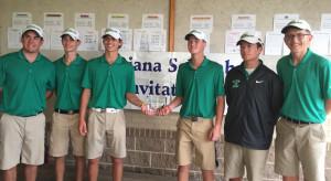 2017 Diana Schwab Invitational Boys Team Champions