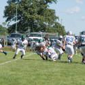 Northmont Freshmen vs Hilliard Bradley Scrimmage 8.8.17