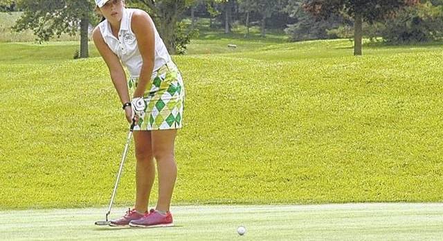 Girls golf team places 4th at GWOC