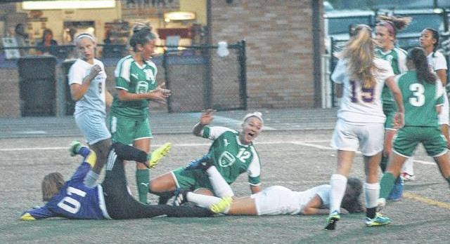 Lady Bolts net six goals at Butler