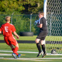Varsity Men's Soccer v. Fairfield 9/23/17