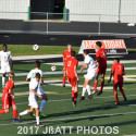 Varsity Men's Soccer v. Fairfield HS 09/23/2017 – Senior Night!