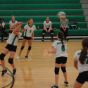 MS Volleyball vs Sidney Gallery