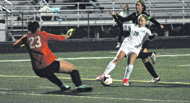 Lady Bolts win sectional opener