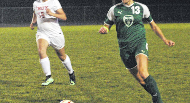 Lady Bolts fall to Troy in sectional