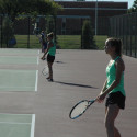 Tennis vs Brookville Gallery