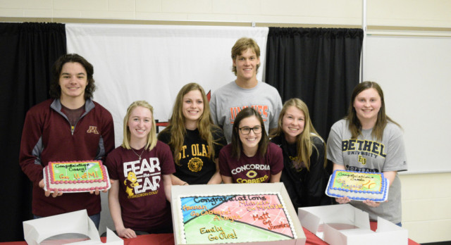 National Signing Day: Spring 2017