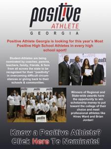 Positive Athlete E-Flyer