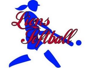 Lions Softball Logo_no lionhead2