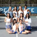2016 Junior Varsity Tennis Girls