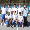 2016 Junior Varsity Tennis Boys