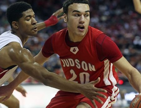 Judson's Tony Allen Named Player of the Week