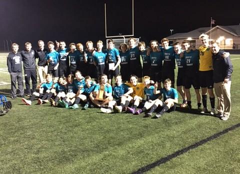 Boys Soccer Regional Champions