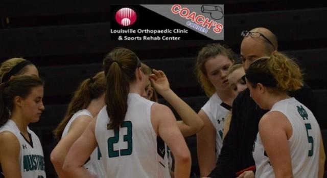 Coach Pfaff Recognized by Louisville Women Sports Network